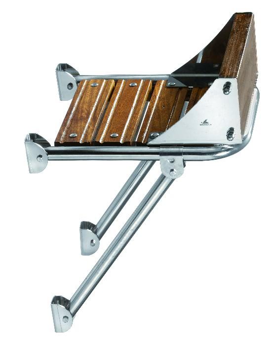 Платформа с дъска за втори мотор