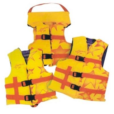 8938ec533ad Спасителни жилетки – детски с допълнително укрепване в областта на шията