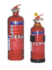 Пожарогасител със сух прах