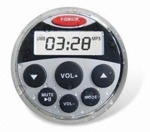 Водоустойчиво радио - MP3 player