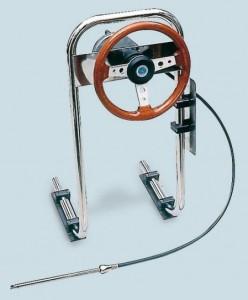Конзола за надуваема лодка INOX