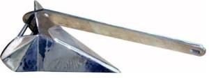 Поцинкована котва Delta Shark