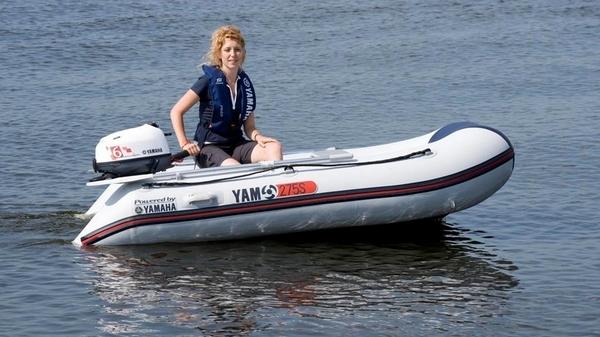 Надуваеми лодки Ямаха YAM 380S//340S//310S//275S//240S