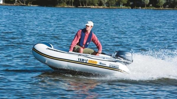 Надуваеми лодки YAMAHA YAM 310STI // 275STI //240STI