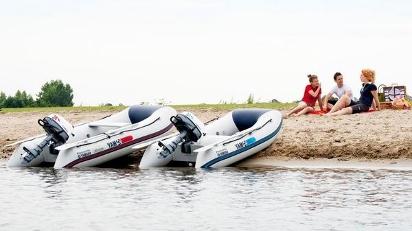 Надуваеми лодки Ямаха YAM 240T // YAM 220T