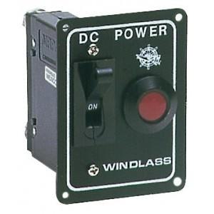 Електрически бутон за котва