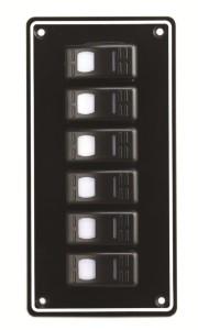 Водоустойчив електрически панел 12V