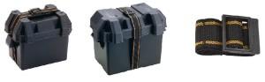 Водоустойчива кутия за акумулатор