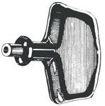 Ръкохватка за мотор