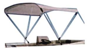 Тента за лодка от алуминии
