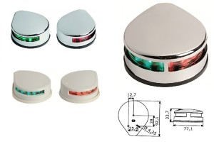 Бордови навигационни светлини LED