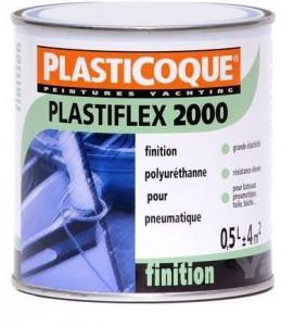 Еднокомпонентна боя за PVC повърхност на лодки