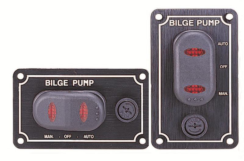 Електрически ключ за осушителна помпа