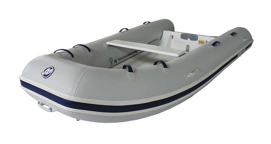 Надуваеми RIB лодки Mercury Ocean Runner 340