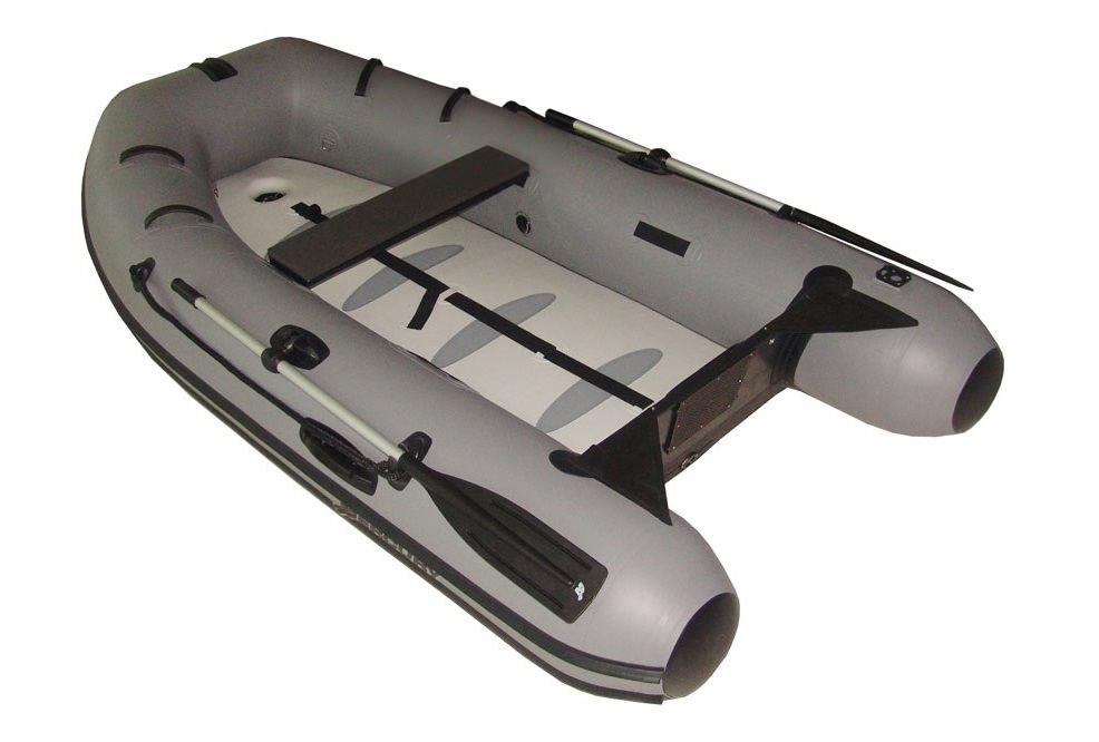 Надуваеми лодки Mercury Air Deck Fishing 290