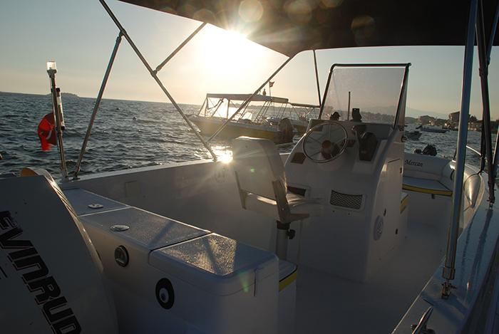 Моторна яхта Mercan Bofor 19