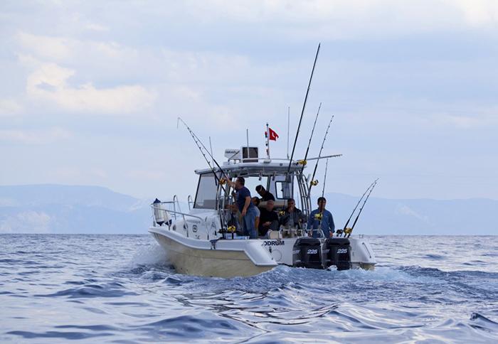 Моторна яхта Mercan Bonito 32 OB