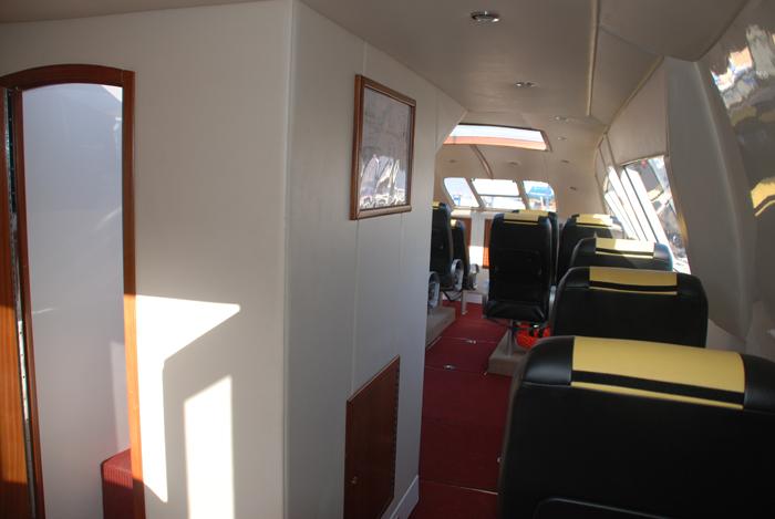 Моторна яхта Mercan Express 35