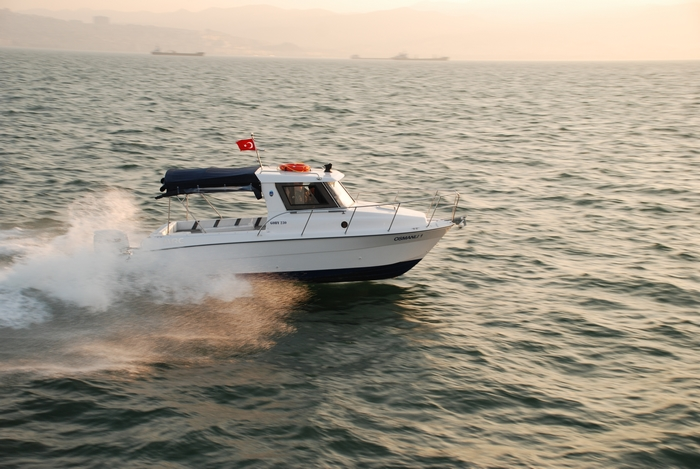 Моторни яхти Mercan Goby 230