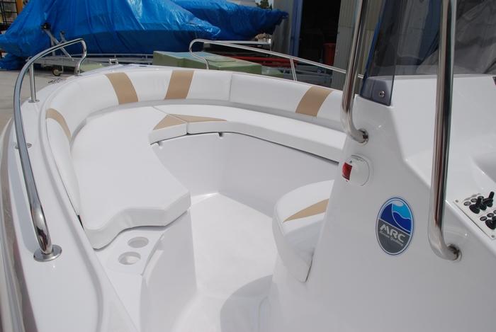 Моторна лодка Mercan 18