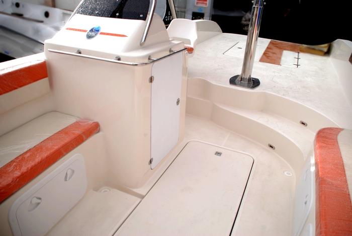 Моторна лодка Mercan Parasailing 28