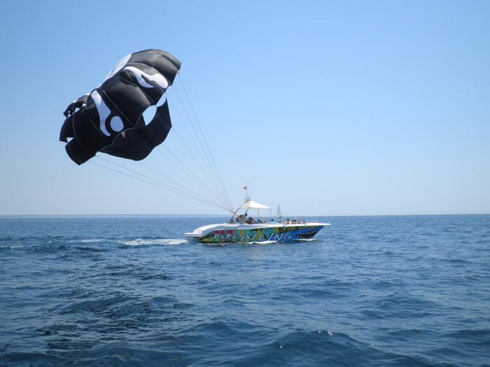 Моторна лодка Mercan Parasailing 32