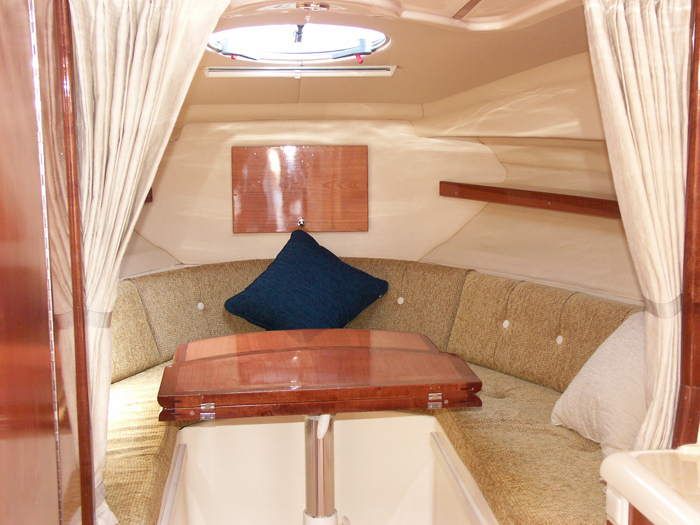 Моторна яхта Mercan Poseidon 32