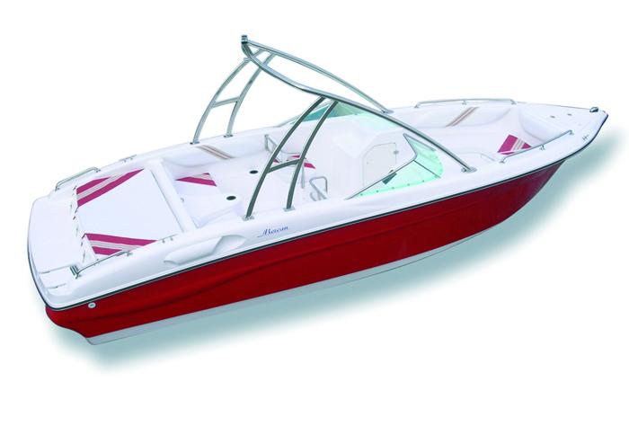 Моторна лодка Mercan Ski 21 IB