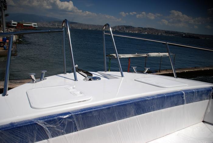 Моторни яхти Mercan Trip 44