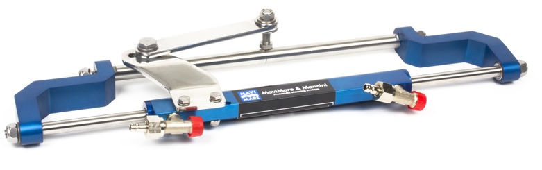 Цилиндър за хидравлична система на лодка