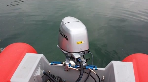 Хидравлични системи за бордови и извънбордови двигатели