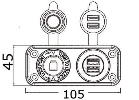 Куплунги и запалки с USB порт