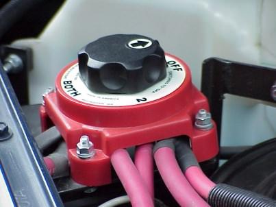 Ключ маса за акумулатори