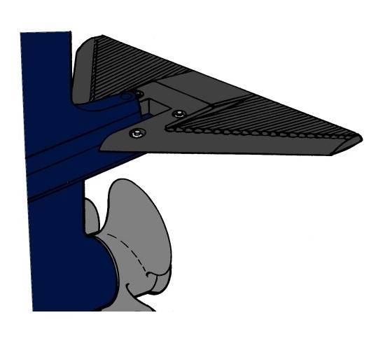 Хидрофоли за извънбордови двигатели
