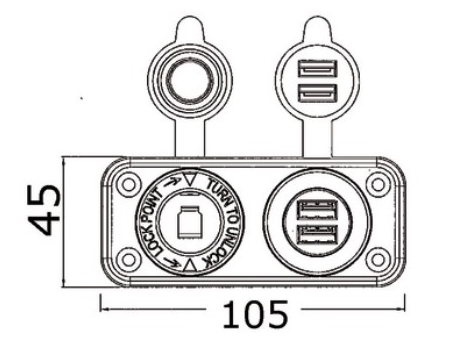 Електрически панели и ключове за лодки
