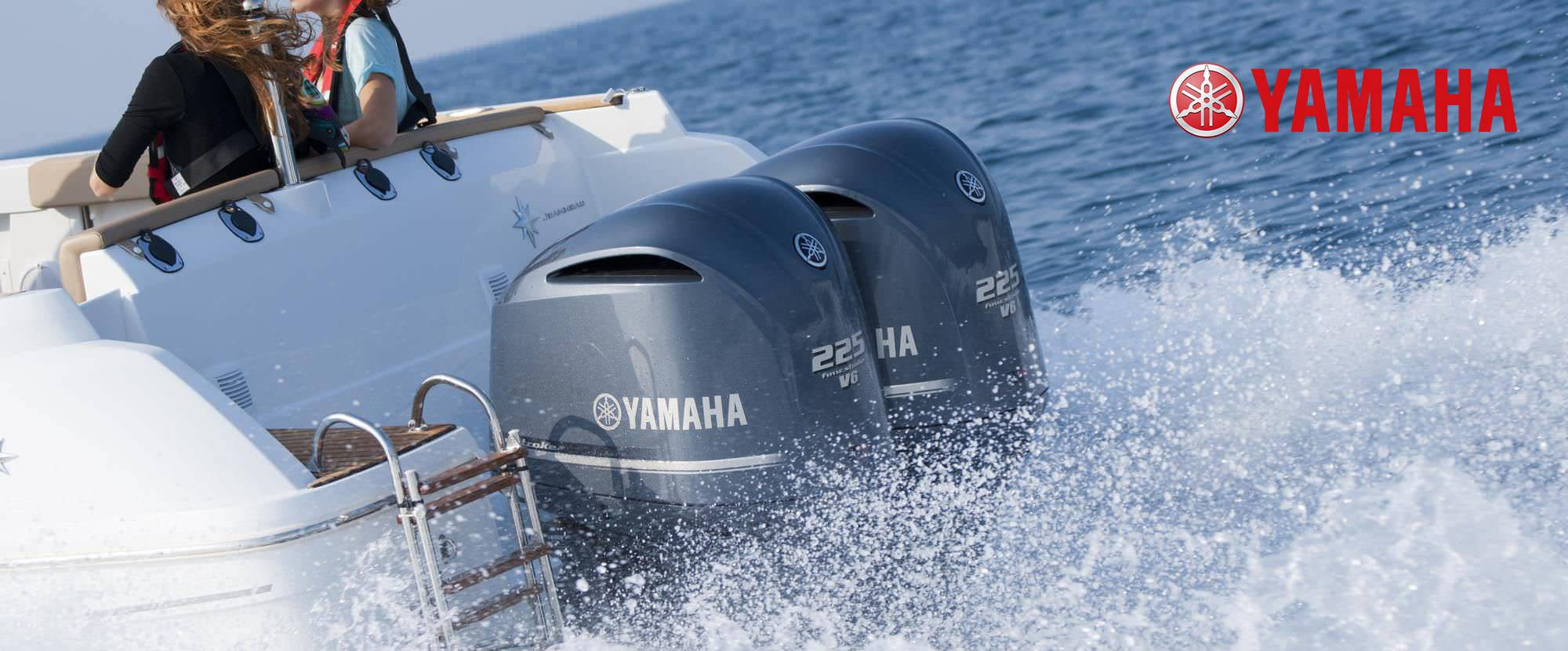 Извънбордови двигатели Yamaha