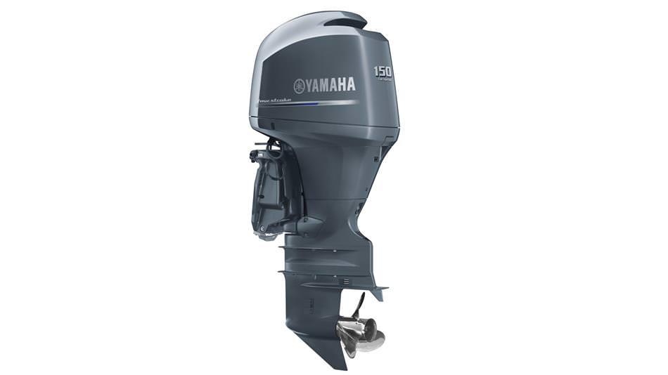 Извънбордови двигатели Yamaha F115/F150