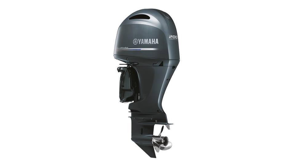 Извънбордови двигатели Yamaha F175/F200