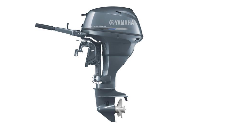 Извънбордови двигатели Yamaha F25
