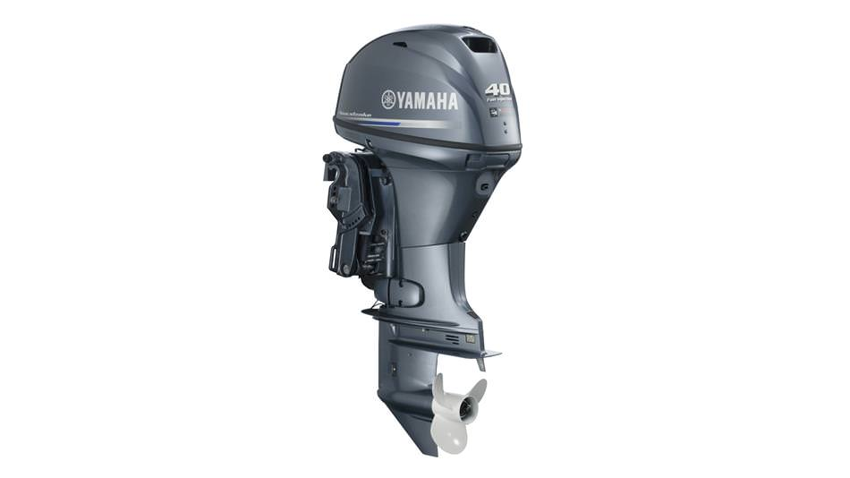Извънбордови двигатели Yamaha F30/F40