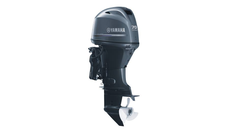Извънбордови двигатели Yamaha F70