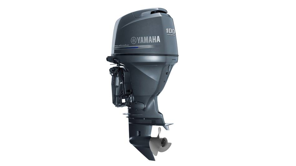 Извънбордови двигатели Yamaha F80/F100