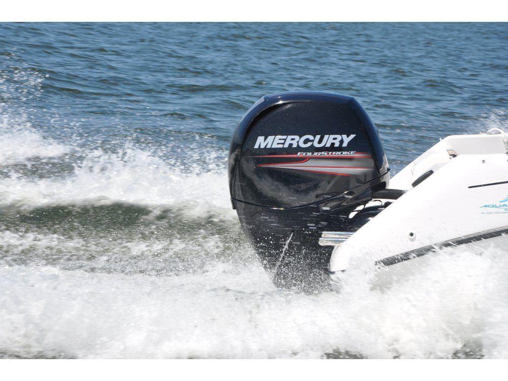 Извънбордови двигатели Mercury F150