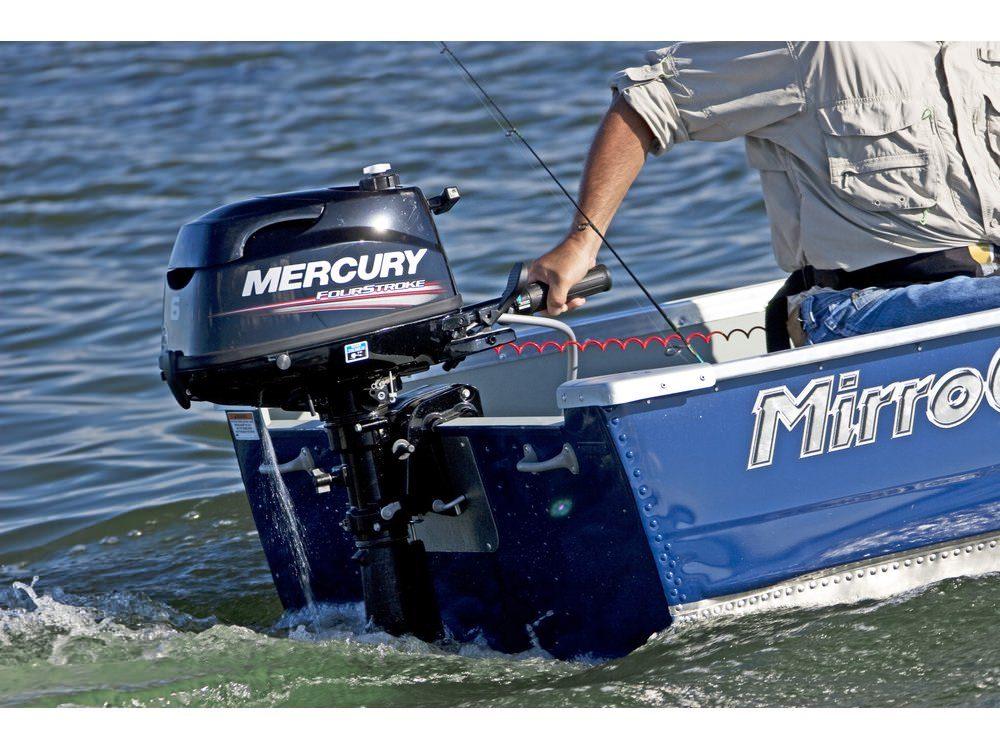 Извънбордови двигатели Mercury F4/F5/F6