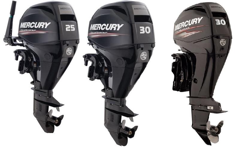 Извънбордови двигатели Mercury F25 / F30