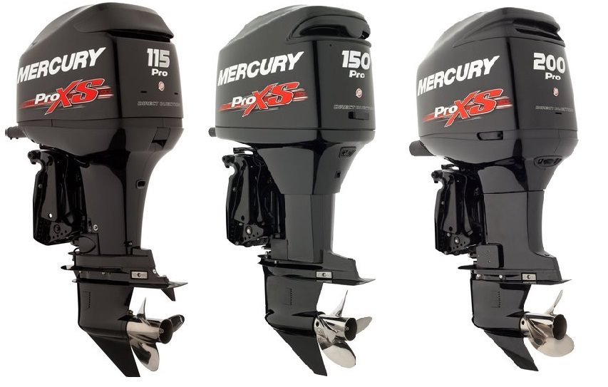 Извънбордови двигатели Mercury Optimax ProXS 150-200
