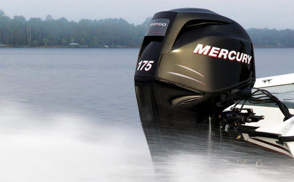 Извънбордови двигатели Mercury Verado 150-200