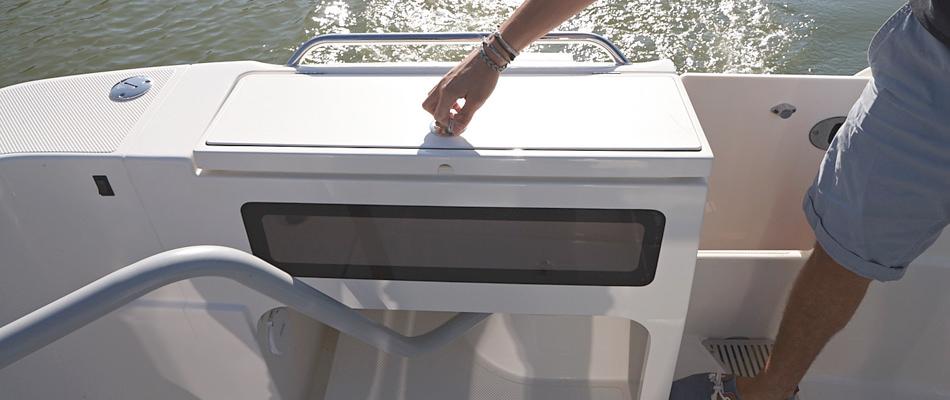 Моторна лодка Quicksilver 730 Arvor