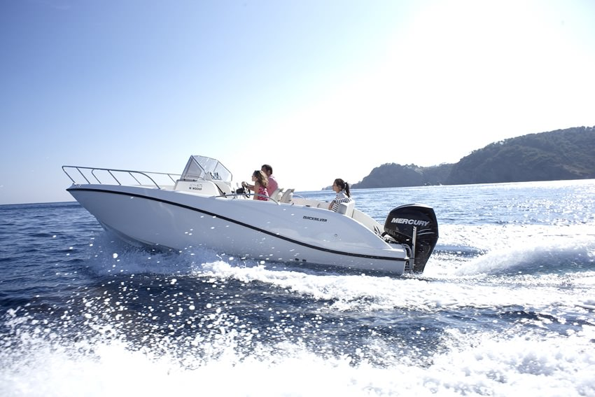 Моторна яхта Quicksilver Activ 675 OPEN