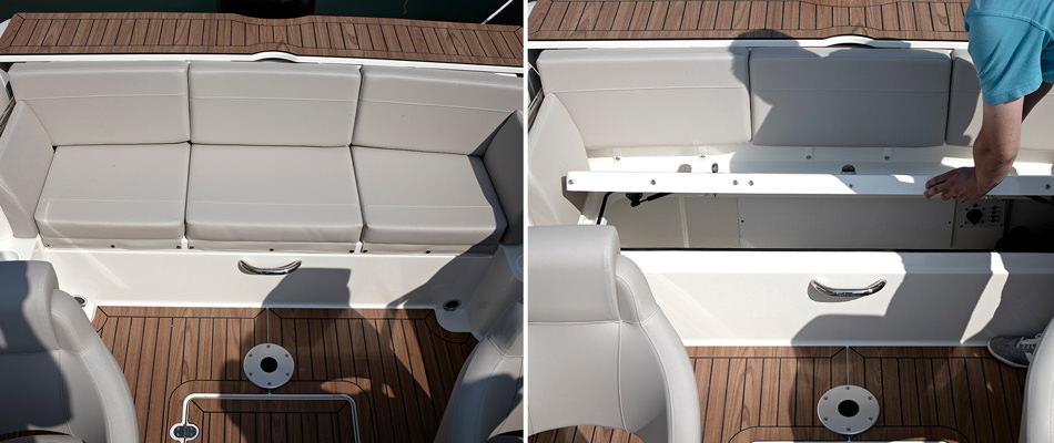 Моторна яхта Quicksilver Activ 595 CRUISER